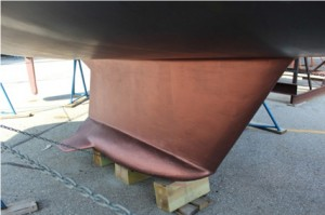 One year later I got a call from the boat owner to do more work on different areas of the keel. In the areas that were repaired with G/flex it held up great. There were multiple small places that had rusted. I repeated the steps I used before and I am confident that G/flex will take care of the problem.