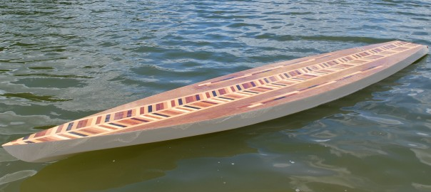 Canoe & Kayak Construction | Epoxyworks