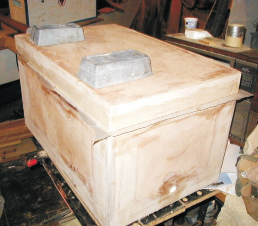 building an efficient icebox