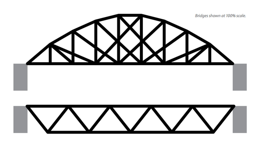 Composite bridge designs