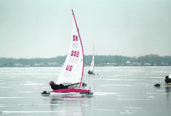DN Iceboating