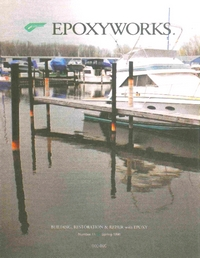 Stringer Repairs in Fiberglass Boats - Epoxyworks