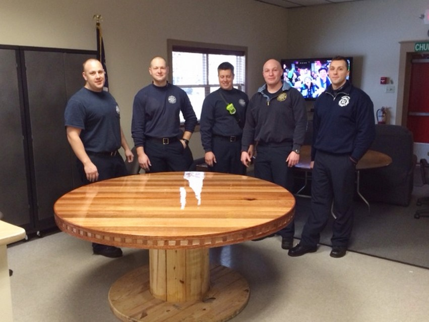 Firehouse Table