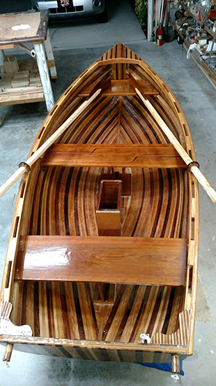 cedar strip skiff