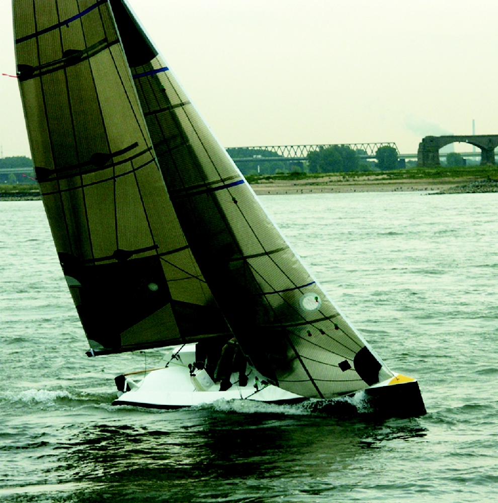 Blackbird, 6.2m dinghy