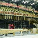 Tenacious under construction