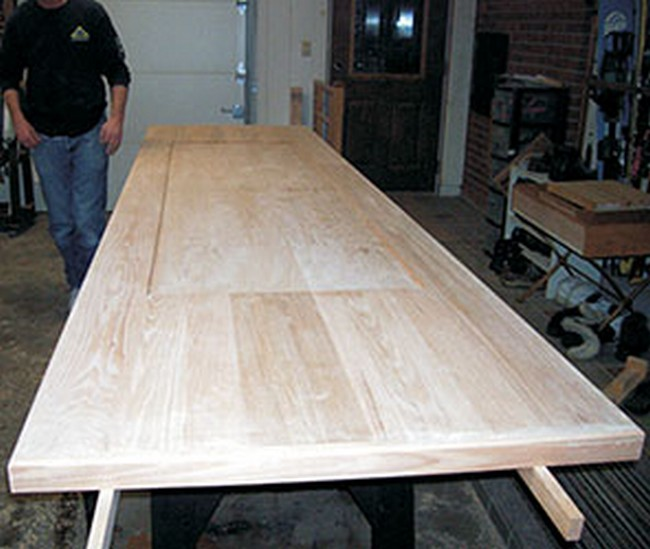 epoxy bar top