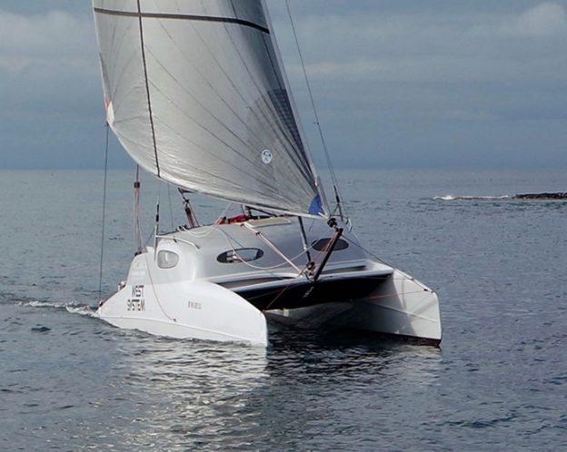 G-32 catamaran G-WIZ!