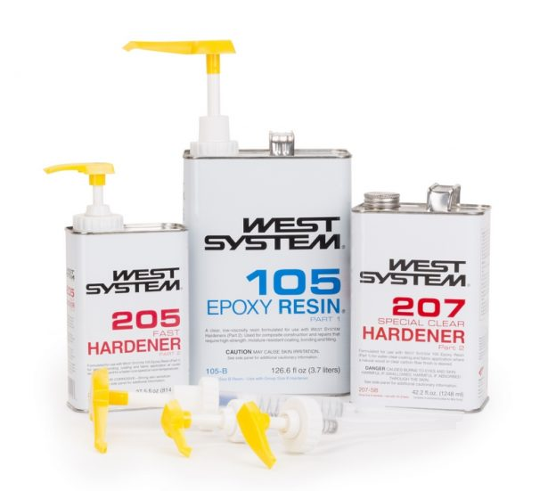 WEST SYSTEM 300 Mini Pumps