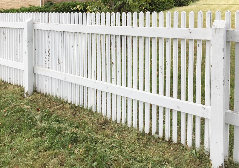 epoxy fence at 20 years